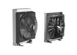 Air-oil heat exchangers HPA Compact series