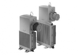 Air-oil heat exchangers HPA TK series