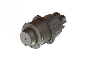 Motor gearbox wheel drive unit S…-SM…- series